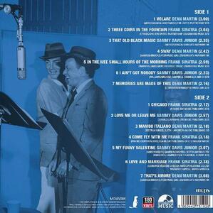 Frank Dino & Sammy. Vegas Nights - Vinile LP di Rat Pack - 2