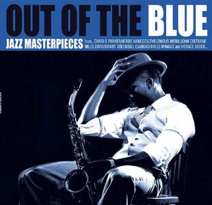 Out of the Blue. Jazz Masterpieces - Vinile LP