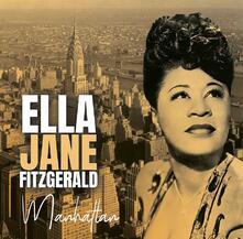 Manhattan - Vinile LP di Ella Fitzgerald