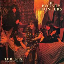 Threads. A Tear Stained Scar (Red Vinyl) - Vinile LP di Dave Kusworth,Bounty Hunters