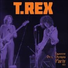 Taverne de l' Olympia Paris 1971 - Vinile LP di T. Rex