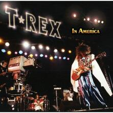 In America (Coloured Vinyl) - Vinile LP di T. Rex