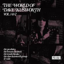 World of Dave Kusworth - Vinile LP di Dave Kusworth