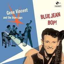 Bluejean Bop - Vinile LP di Gene Vincent