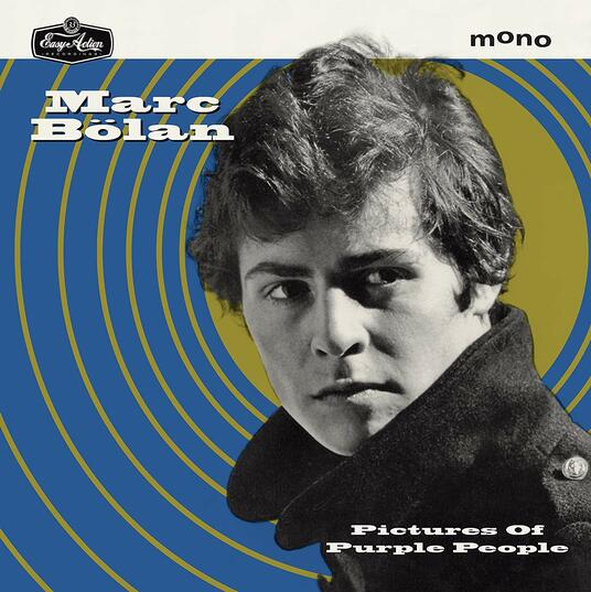 Pictures of Purple People - Vinile LP di Marc Bolan
