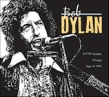 WTTW Studios Chicago 10-09-1975 (Picture Disc) - Vinile 10'' di Bob Dylan