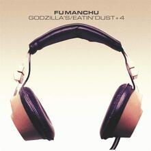Godzilla's - Eatin Dust (Limited Coloured Vinyl Edition) - Vinile 10'' di Fu Manchu