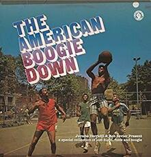 American Boogie Down - Vinile LP di Jerome Derradji