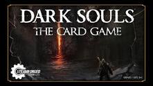 Edizione In Lingua Inglese Dark Souls Cards