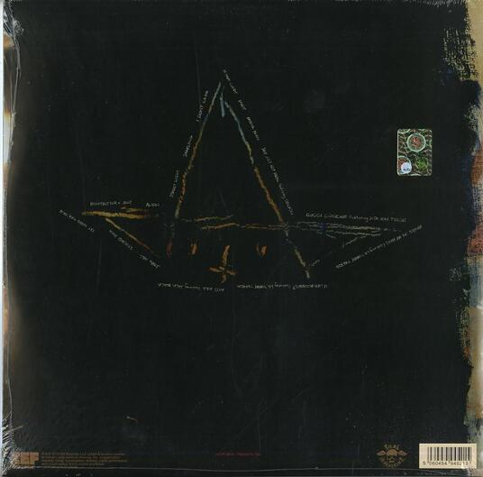 Mount Ninji and Da Nice Time K - Vinile LP di Die Antwoord - 2