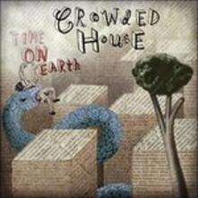 Time on Earth - Vinile LP di Crowded House