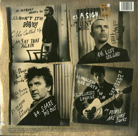 Time on Earth - Vinile LP di Crowded House - 2