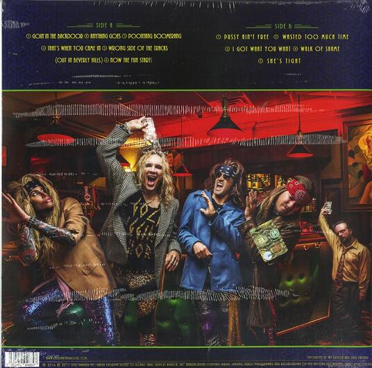 Lower the Bar - Vinile LP di Steel Panther - 2
