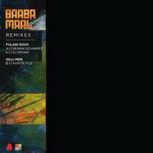 Remixes - Vinile LP di Baaba Maal