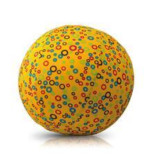 Selegiochi Bu37737. Pallone Da Tasca Giallo