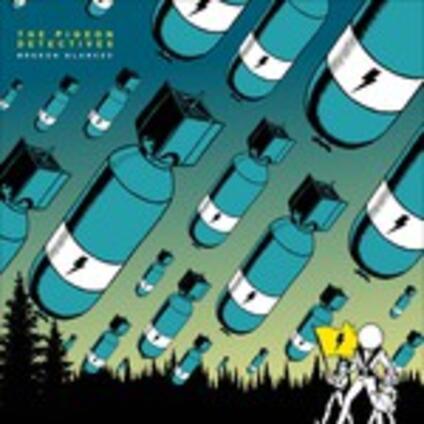 Broken Glances - Vinile LP di Pigeon Detectives