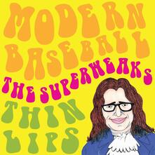 Modern Baseball-Thin Lips - Split - Vinile 7''