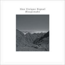 Hoopsnake - Vinile LP di One Unique Signal