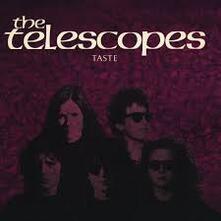 Taste (30th Anniversary Edition) - Vinile LP di Telescopes