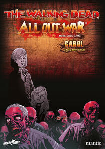 The Walking Dead Esp. Carol