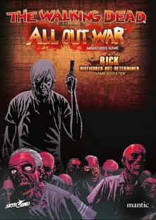 The Walking Dead, Rick Menomato Ma Risoluto. Pack Wave 4
