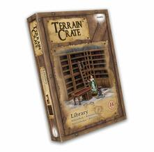 Terrain Crate. Library