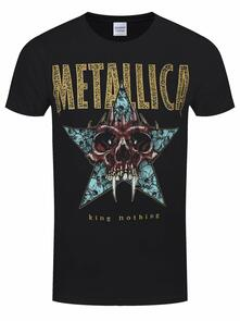 T-Shirt Unisex Tg. 2XL. Metallica: King Nothing