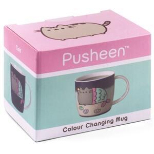 Tazza cambia colore Pusheen - 2