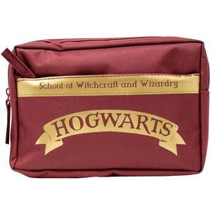 Portapenne Harry Potter. Hogwarts Multi Pocket Pencil Case