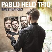 Investigations - Vinile LP di Pablo Held