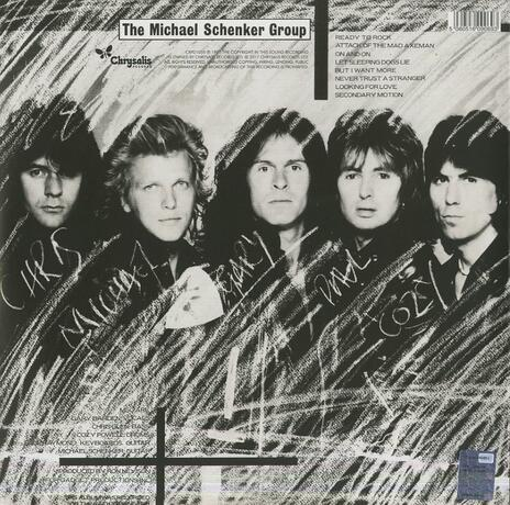 MSG (Picture Disc) - Vinile LP di Michael Schenker (Group) - 2