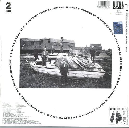 "More Specials (LP + 7"" Vinyl) - Vinile LP + Vinile 7"" di Specials - 2"
