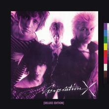 Generation X (Deluxe Edition) - Vinile LP di Generation X