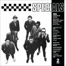 Specials (40th Anniversary Edition) - Vinile LP di Specials