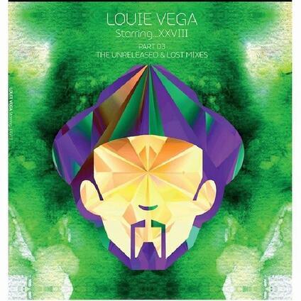 Starring XXVIII part 3 - Vinile LP di Louie Vega