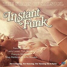 Stars of Salsoul - Vinile LP di Instant Funk