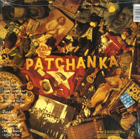 Patchanka - Vinile LP di Mano Negra - 2