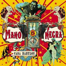 Casa Babylon - CD Audio di Mano Negra