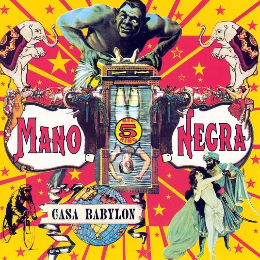 Casa Babylon - Vinile LP di Mano Negra