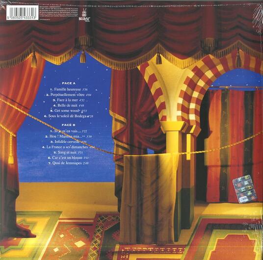 Famille Nombreuse - Vinile LP di Les Negresses Vertes - 2