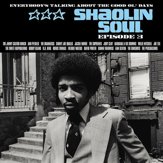 Shaolin Soul Episode 3 - Vinile LP