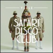 Safari Disco Club (Coloured Vinyl) - Vinile LP di Yelle