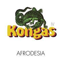 Afrodesia - Vinile LP di Kongas