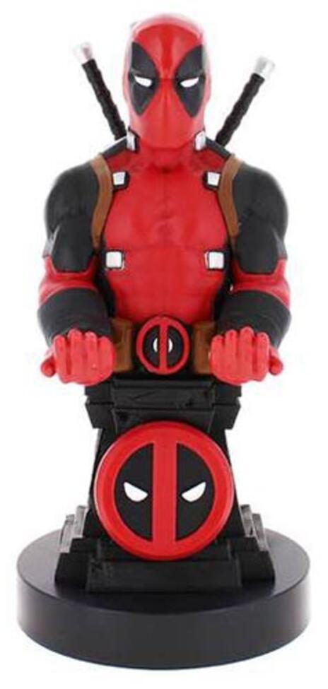 EXG Cable Guys - Deadpool Interno Nero, Marrone, Rosso Supporto attivo - 2