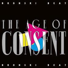 The Age of Consent - Vinile LP + CD Audio di Bronski Beat