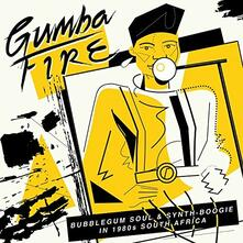 Gumba Fire in 1980s South Africa - Vinile LP