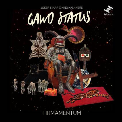 Firmamentum - Vinile LP di Gawd Status
