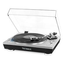 Victrola Pro Giradischi Vinile DJ Automatico Bluethooth e USB