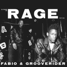 30 Years of Rage part 1 - Vinile LP di Fabio,Grooverider