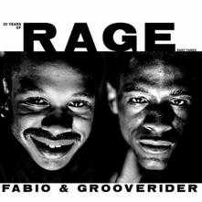 30 Years of Rage part 3 - Vinile LP di Fabio,Grooverider